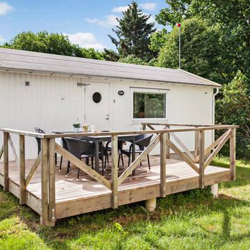 Exterieur 4-kamerwoning First Camp Mölle