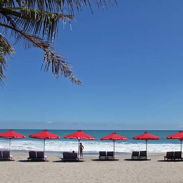 strand Legian Beach Hotel