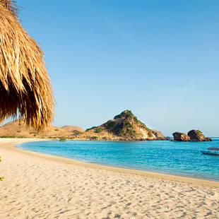 Lombok strand