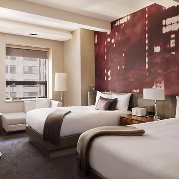 Grand Dbl Room Grand Hyatt New York