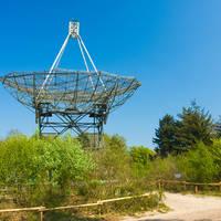 Radiotelescoop bij Dwingeloo