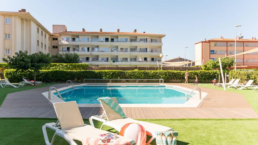 Zwembad Appartementen Pierre et Vacances Estartit Playa