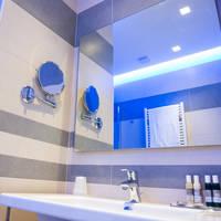 Cico Boutique Hotel - Voorbeeld badkamer superior