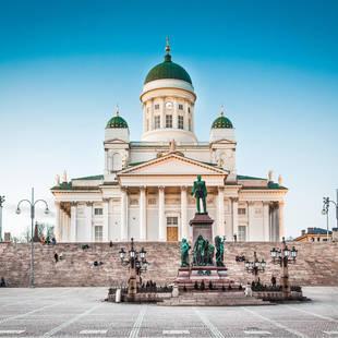 Senaatsplein Helsinki
