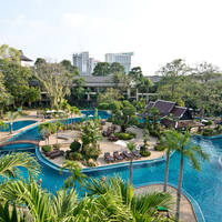 Thailand - Pattaya - Green Park Resort