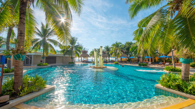 Zwembad Springfield @ Sea Resort & Spa