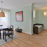 Voorbeeld woonkamer 3-kamerappartement