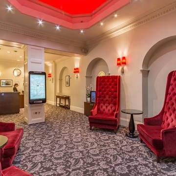 Lobby Hotel Bloomsbury Park