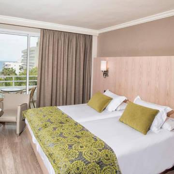 Voorbeeld kamer Aparthotel Marins Playa