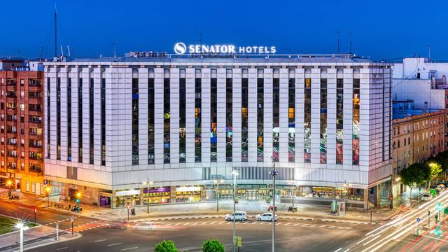 Exterieur Hotel Senator Parque Central