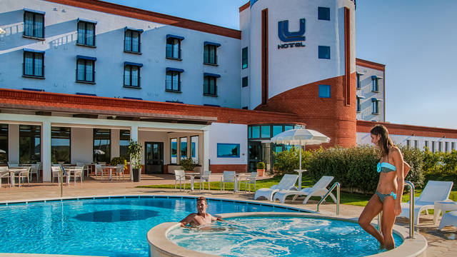 Lu Hotel - Exterieur Lu Hotel