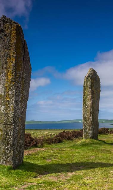 12-daagse autorondreis inclusief overtochten Northern Highlands & Orkney