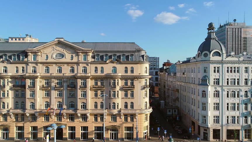 Exterieur Hotel Polonia Palace