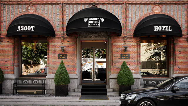 Entree Hotel Ascot
