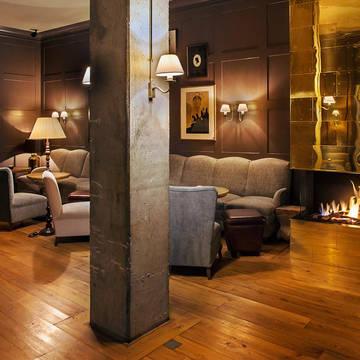 Lounge Hotel Monbijou