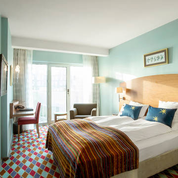 Kamer Hotel Tivoli