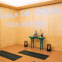 Yoga-zaal