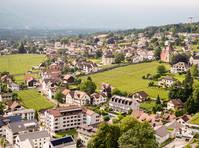 Vaduz in Liechtenstein