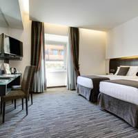 Comfort tweepersoonskamer aparte bedden
