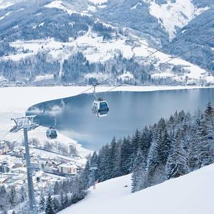 Wintersport Zell am See