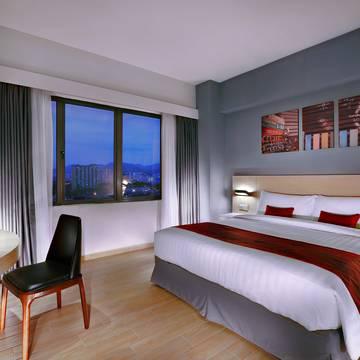 Voorbeeldkamer Hotel Neo +
