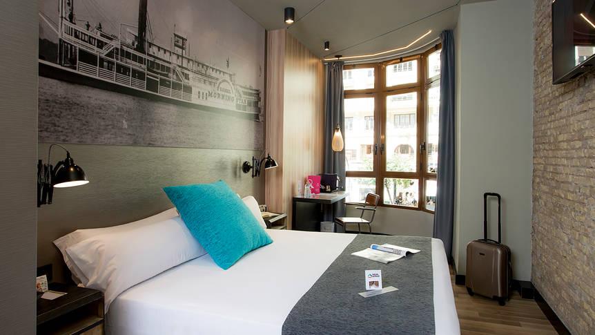 Kamer Hotel Casual Vintage