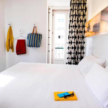 Voorbeeld Standaard kamer Hotel Gat Rossio