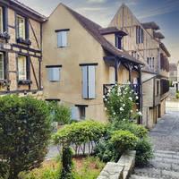 Bergerac - Vakwerkhuizen