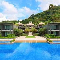 Phuket Marriott Resort & Spa - Vooraanzicht