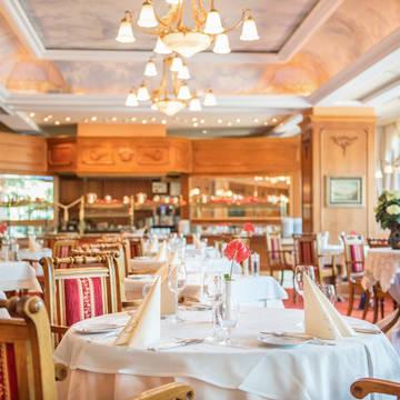 Restaurant  Bellevue Rheinhotel