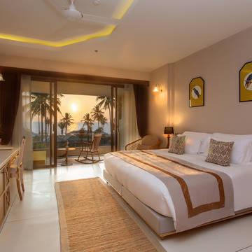 Voorbeeld Seaside Grand Deluxe kamer Devasom Khao Lak Beach Resort & Villas