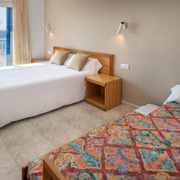 Voorbeeld superior kamer Hotel Sorrabona