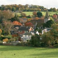 Engels dorpje in Kent
