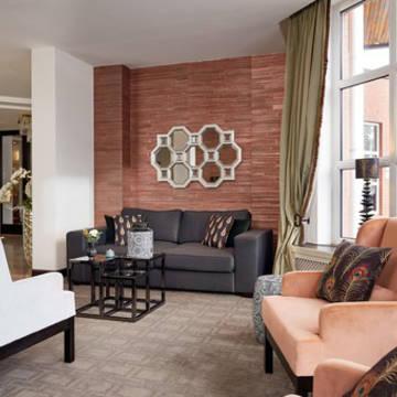 Lounge Landhotel Spornitz
