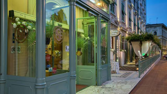 Entree Hotel Ercolini & Savi