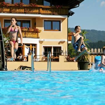 Zwembad Natur & Familienhotel der Stieglerhof