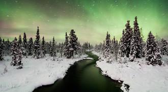 Noorderlicht - Foot: Asaf Kliger/Visit Sweden