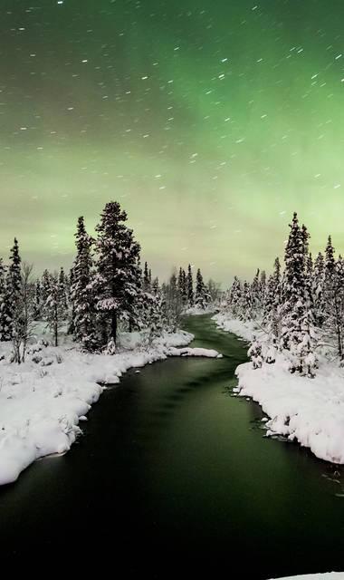 7-daags winteravontuur incl. vlucht Granö