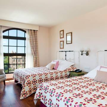 Voorbeeldkamer Superior Hotel Gold River (PortAventura)