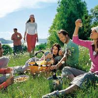 Picknicken Karinthië