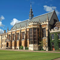 Cambridge - Trinity College