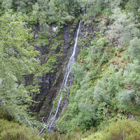 Corrieshalloch Gorge - Falls of Measach