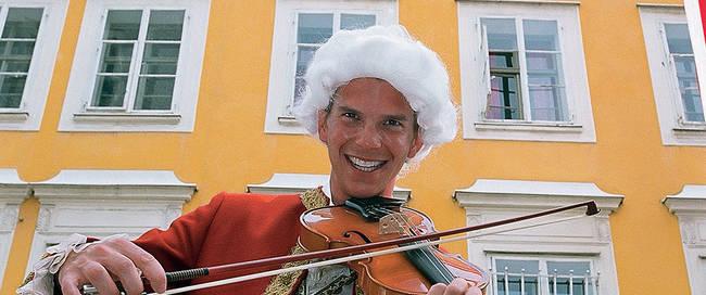 Mozarthaus in Salzburg