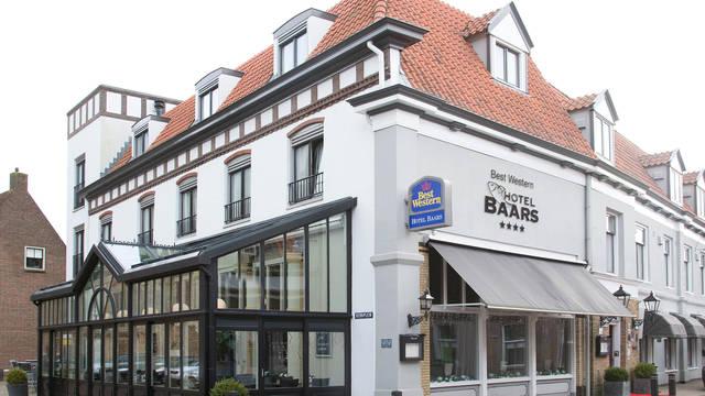 Best Western Hotel Baars - Buitenaanzicht Best Western Hotel Baars