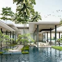 The Apurva Kempinski Bali Asian Dream