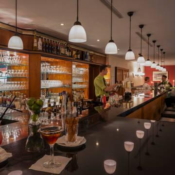 Bar AHORN Berghotel Friedrichroda