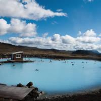 10 daagse fly drive Avontuurlijk IJsland in vakantiewoningen