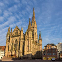Mulhouse - Saint-Etienne kerk