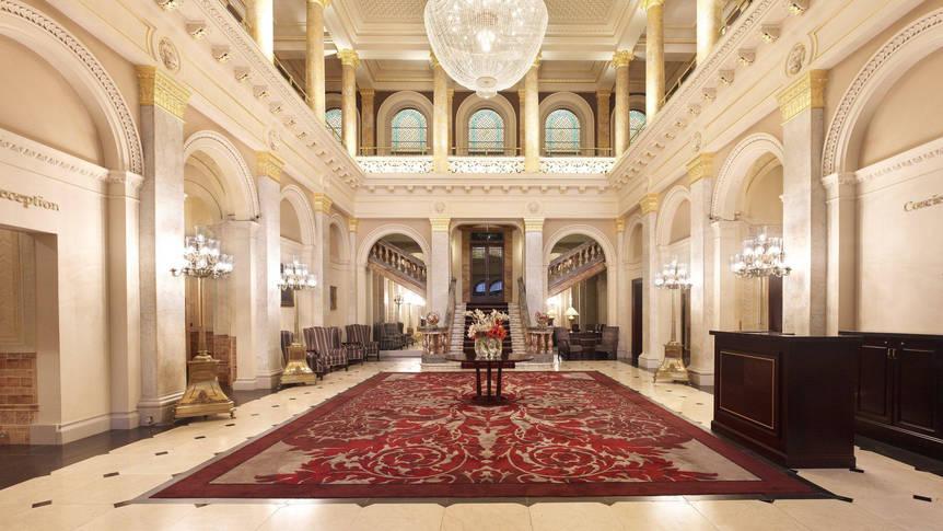 Entree The Grosvenor Hotel