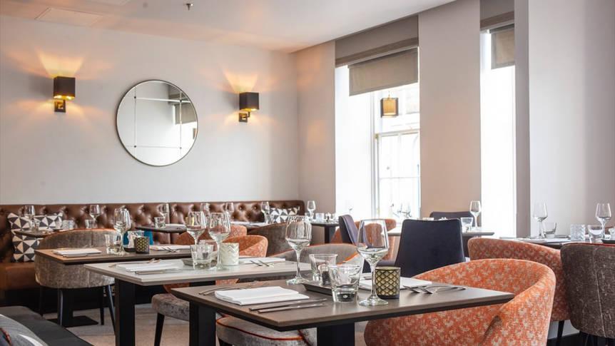 Restaurant Hotel Ten Hill Place